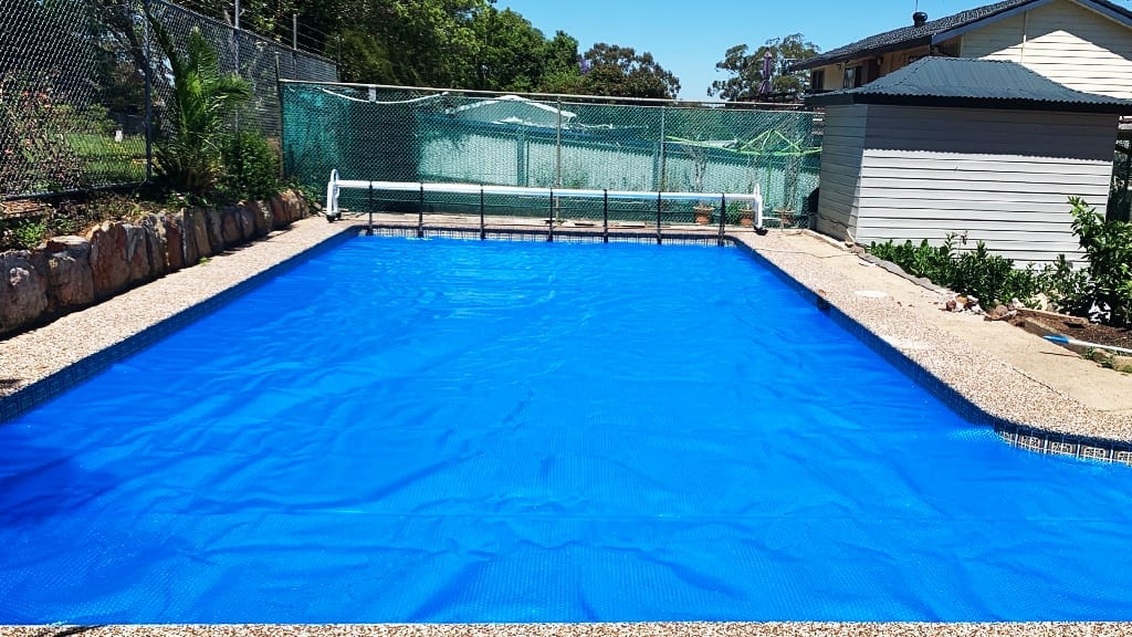 NCS Solar Pool Cover